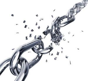 Broke Chain