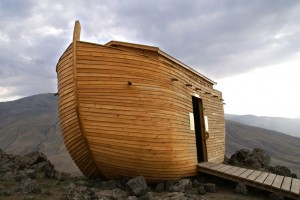 Making an Ark out of a Rowboat