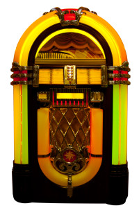 Old Time Jukebox