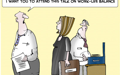 The Myth of Work/Life Balance