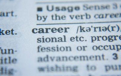 A Career Is a Job You've Had Too Long